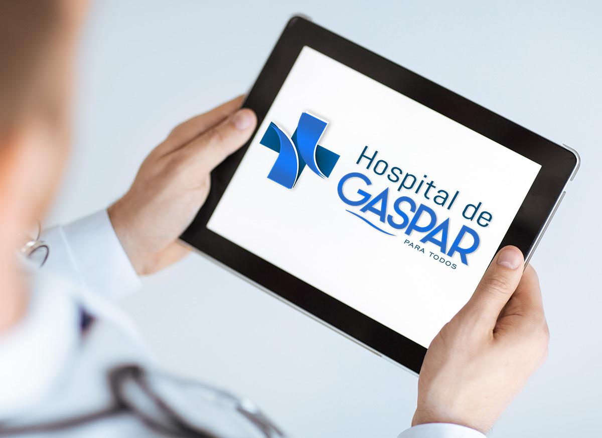 Logotipo Hospital de Gaspar